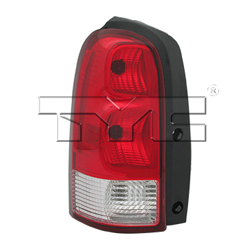 TYC # 11-6098-00-1 Tail Light Fits OE # 15787131