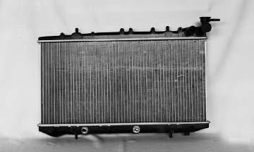 TYC # 1152 Radiator Replaces OE # 21460-0M520