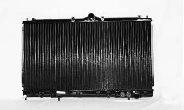 TYC # 1298 Radiator Replaces OE # MB924243