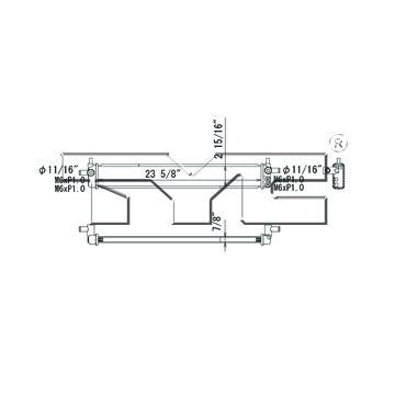 TYC # 13427 Radiator Replaces OE # G9010-76010
