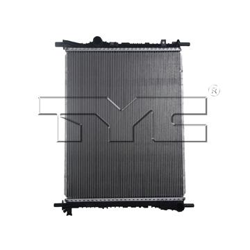 TYC # 13486 Radiator Replaces OE # FR3Z 8005 A