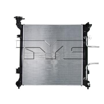 TYC # 13506 Radiator Replaces OE # 25310-C2100