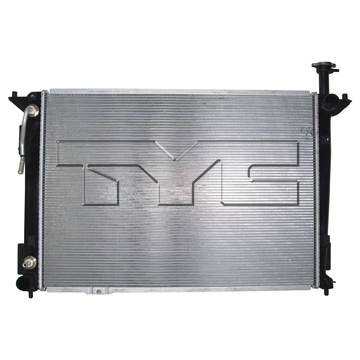 TYC # 13508 Radiator Replaces OE # 25310-A9050