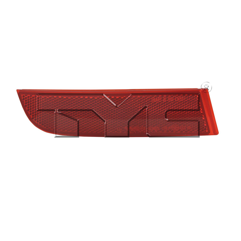 TYC # 17-5346-00-1 Replaces OE # 33555-TF7-J01