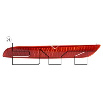 TYC # 17-5550-00-1 Replaces OE # 33555-TS8-A52
