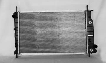 TYC # 1718 Radiator Replaces OE # F5RZ 8005 AB