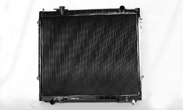 TYC # 1774 Radiator Replaces OE # 16410-07061