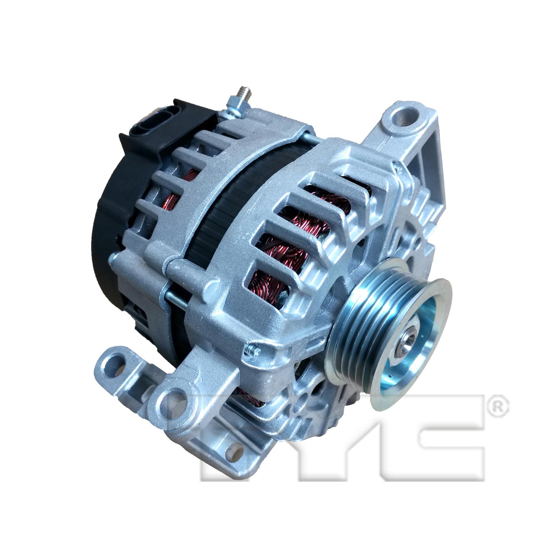 TYC # 2-11265 Alternator Fits OE # 22762984