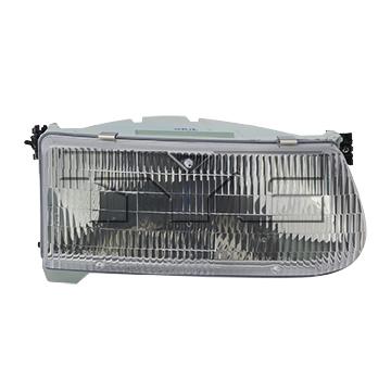TYC # 20-3100-00-1 Head Light Fits OE # F5TZ 13008 A