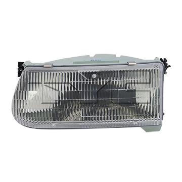 TYC # 20-3101-00-1 Head Light Fits OE # F5TZ 13008 B