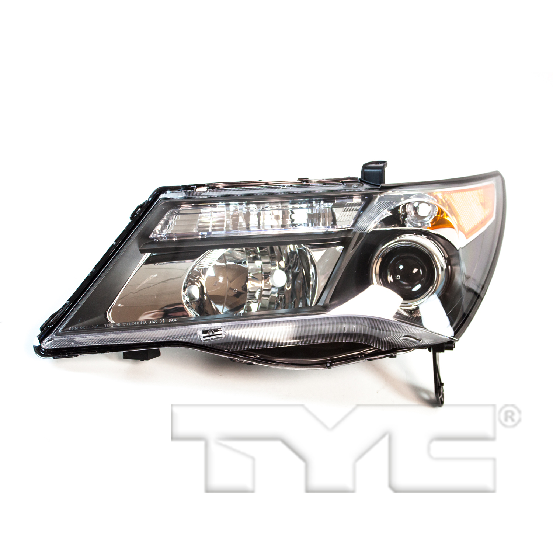 TYC # 20-6846-01-1 Head Light Fits OE # 33151-STX-A02