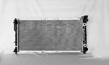 Radiators Fits 98-99 MZ 6.2.6 2.0L L4 AT 1R PA RAD