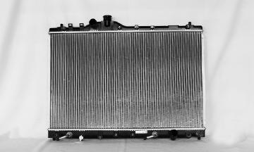 TYC # 2031 Radiator Replaces OE # 19010-P5G-901