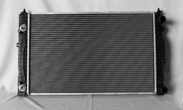TYC # 2034 Radiator Replaces OE # 8D0 121 251 BC