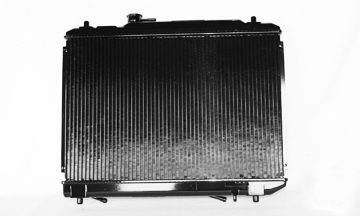 TYC # 2085 Radiator Replaces OE # 17700-60G12