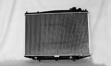 TYC # 2215 Radiator Replaces OE # 21460-9Z000