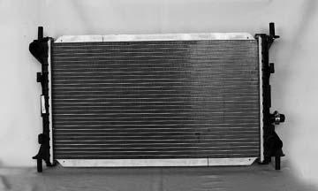 TYC # 2296 Radiator Replaces OE # YS4Z 8005 BB