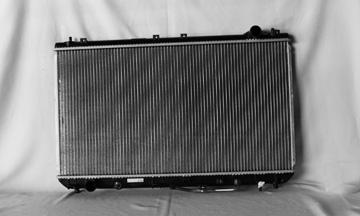 TYC # 2299 Radiator Replaces OE # 16410-YZZAC