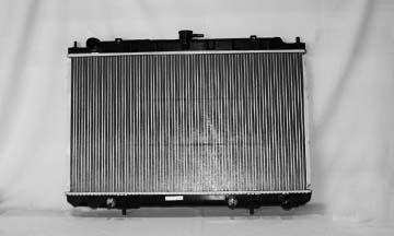 TYC # 2329 Radiator Replaces OE # 21460-5Y700
