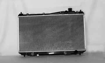 TYC # 2354 Radiator Replaces OE # 19010-PMM-A52