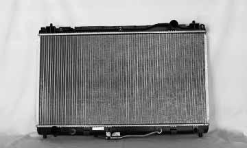 TYC # 2435 Radiator Replaces OE # 16410-YZZAD