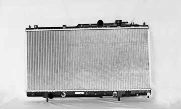 TYC # 2438 Radiator Replaces OE # MR373103