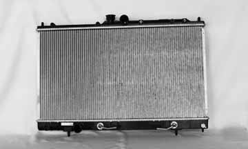 TYC # 2448 Radiator Replaces OE # MR571798