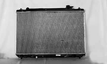 TYC # 2454 Radiator Replaces OE # 16400-28260