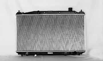 TYC # 2572 Radiator Replaces OE # 19010-PZA-A51