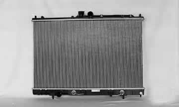 TYC # 2617 Radiator Replaces OE # MN180842