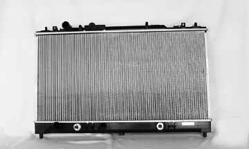 TYC # 2672 Radiator Replaces OE # AJ58-15-200G