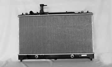 TYC # 2673 Radiator Replaces OE # L322-15-200E