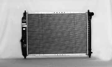 TYC # 2873 Radiator Replaces OE # 96816484