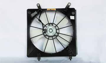 TYC # 600060 Radiator Fan Replaces OE # 19020-PLC-003