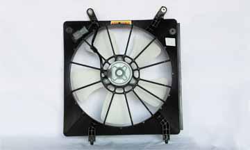 TYC # 600060 Radiator Fan Fits OE # 19020-PLC-003
