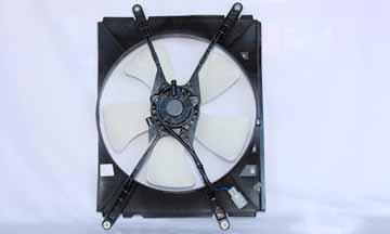 TYC # 600090 Radiator Fan Fits OE # 16711-74410