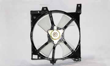 TYC # 600130 Radiator Fan Replaces OE # 21481-8Z000