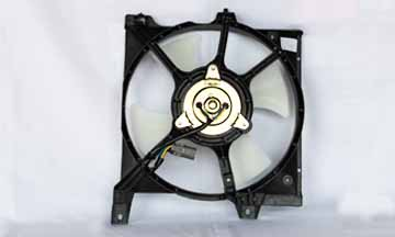TYC # 600140 Radiator Fan Replaces OE # 21481-8B700