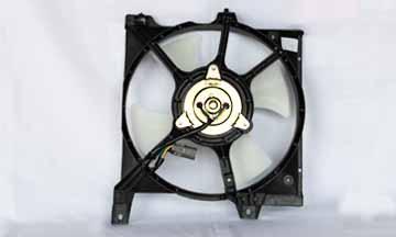 TYC # 600140 Radiator Fan Fits OE # 21481-8B700