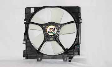 TYC # 600350 Radiator Fan Replaces OE # 45137AC000