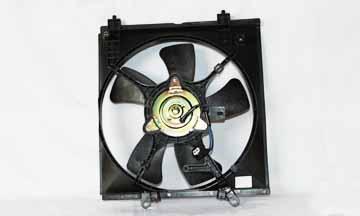 TYC # 600510 Radiator Fan Fits OE # MR464708