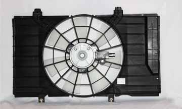 TYC # 600630 Radiator Fan Fits OE # 5014578AA