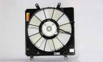 TYC # 600690 Radiator Fan Fits OE # 19030-RCA-A01