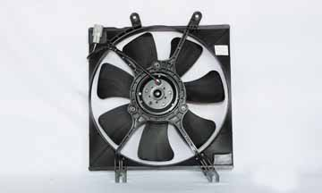 TYC # 600730 Radiator Fan Replaces OE # 0K95B 15140