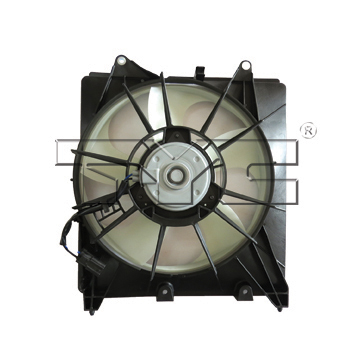 TYC # 601480 Radiator Fan Fits OE # 19015-5R1-003
