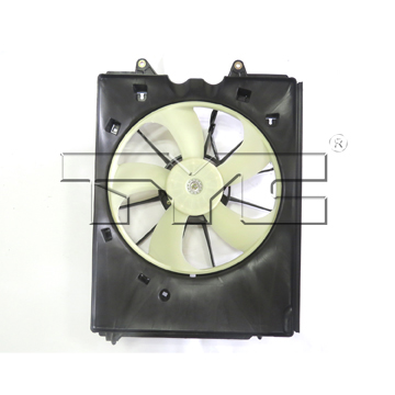 TYC # 601490 Radiator Fan Fits OE # 19015-5J6-A01