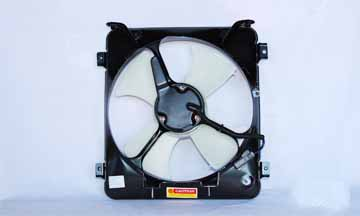TYC # 610080 Radiator Fan Replaces OE # 80151-SR3-013