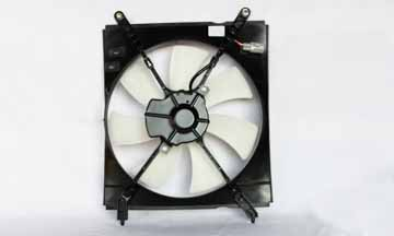 TYC # 610110 Radiator Fan Replaces OE # 16363-03100