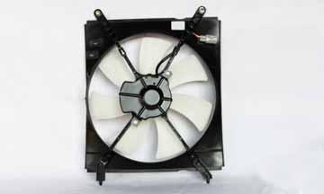 TYC # 610110 Radiator Fan Fits OE # 16363-03100