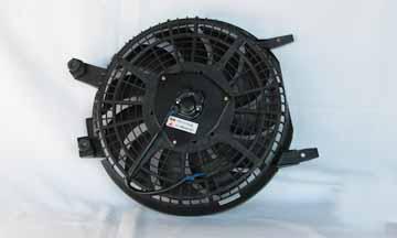 TYC # 610160 Radiator Fan Fits OE # 88590-12270